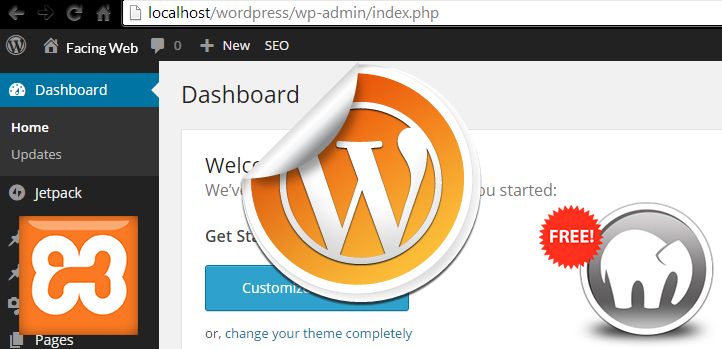 Setting Up A Local Server For WordPress
