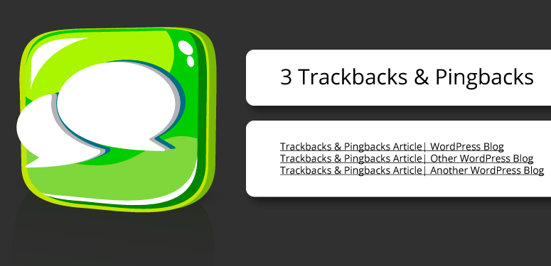 WordPress Trackbacks and Pingbacks